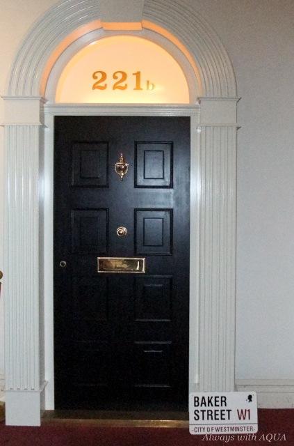ベーカー街221b