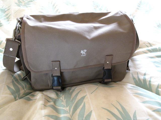 一澤信三郎帆布のバッグ