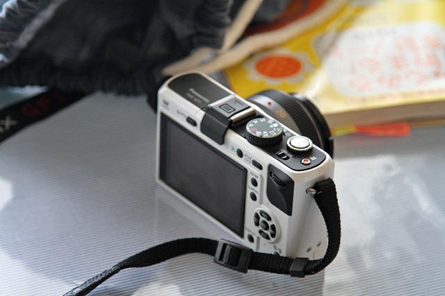 嫁さんのカメラ