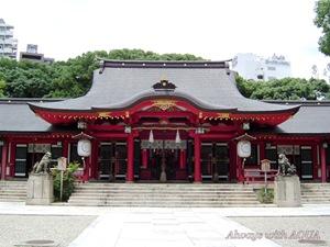 2003年の生田神社